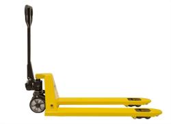 Ręczny wózek paletowy AC25, paleciak 1150mm koła gumowe