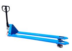 Ręczny wózek paletowy długi 1800mm AC20