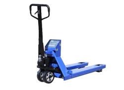 Wózek paletowy z wagą KPZ 71-9 plus protokół kalibracji