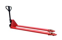Ręczny wózek paletowy, paleciak polski WRU4-2300 Zakrem 2000mm