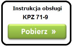 Instrukcja obsługi i użytkowania - KPZ Wagi 71-9 przemysłowe