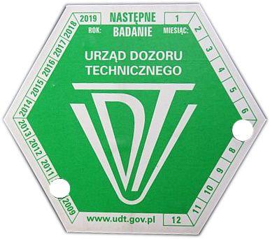 Dozór techniczny wózków widłowych Spare.