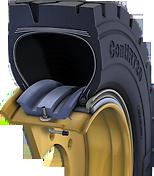 opona pneumatyczna do wózka widłowego budowa
