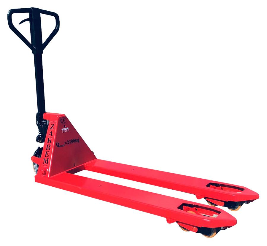 Ręczny wózek paletowy Zakrem WRU4-2300