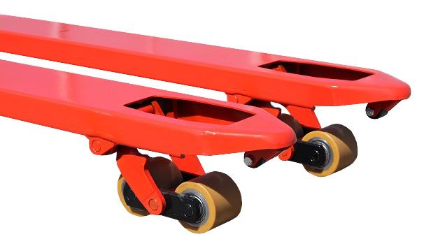 rolki podwójne tandem zakrem WRU4-2300