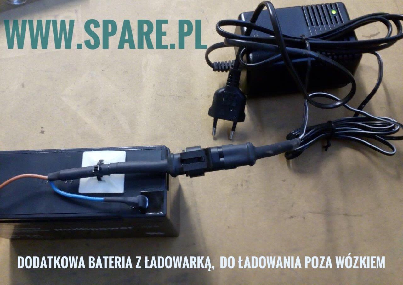 wymienny akumulator do wózka paletowego z wagą KPZ 71-9